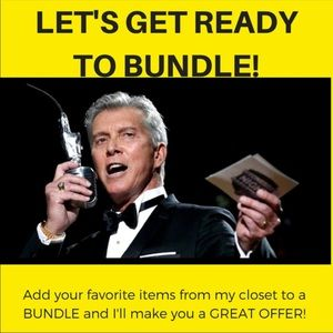 Great Discounted Prices on Bundles!